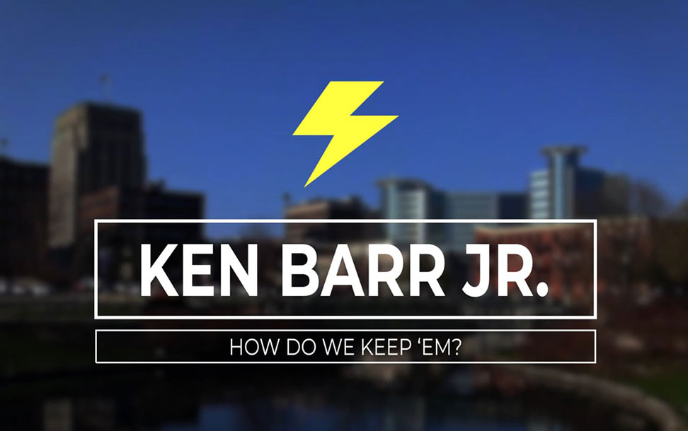 Ken Barr Jr - How Do We Keep'Em